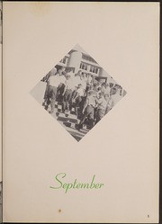 Page 9, 1954 Edition, Muscatine High School - Auroran Yearbook (Muscatine, IA) online yearbook collection