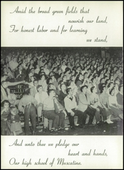 Page 12, 1955 Edition, Muscatine High School - Auroran Yearbook (Muscatine, IA) online yearbook collection
