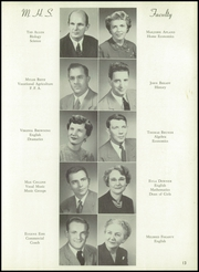 Page 17, 1955 Edition, Muscatine High School - Auroran Yearbook (Muscatine, IA) online yearbook collection