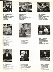 Page 16, 1963 Edition, Muskegon Heights High School - Oaks Yearbook (Muskegon Heights, MI) online yearbook collection