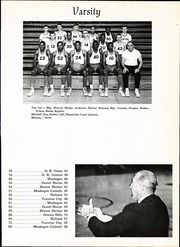 Muskegon Heights High School - Oaks Yearbook (Muskegon Heights, MI) online yearbook collection, 1963 Edition, Page 61