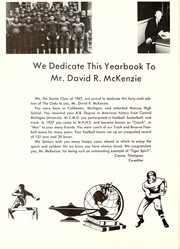 Muskegon Heights High School - Oaks Yearbook (Muskegon Heights, MI) online yearbook collection, 1967 Edition, Page 8 of 168