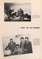 Muskegon High School - Said and Done Yearbook (Muskegon, MI) online yearbook collection, 1952 Edition, Page 29