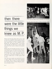 Page 16, 1961 Edition, Myers Park High School - Mustang Yearbook (Charlotte, NC) online yearbook collection