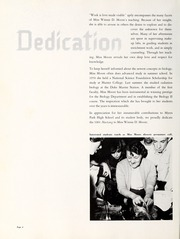 Page 8, 1961 Edition, Myers Park High School - Mustang Yearbook (Charlotte, NC) online yearbook collection