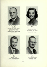 Page 15, 1953 Edition, Myerstown High School - Myrialog Yearbook (Myerstown, PA) online yearbook collection