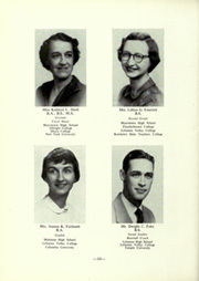 Page 16, 1953 Edition, Myerstown High School - Myrialog Yearbook (Myerstown, PA) online yearbook collection