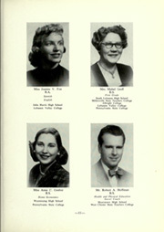 Page 17, 1953 Edition, Myerstown High School - Myrialog Yearbook (Myerstown, PA) online yearbook collection