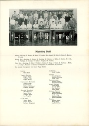 Myerstown High School - Myrialog Yearbook (Myerstown, PA) online yearbook collection, 1958 Edition, Page 11