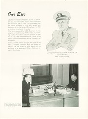 Page 11, 1944 Edition, NROTC University of Minnesota - Gopher Log Yearbook (Minneapolis, MN) online yearbook collection