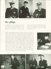 Page 15, 1944 Edition, NROTC University of Minnesota - Gopher Log Yearbook (Minneapolis, MN) online yearbook collection