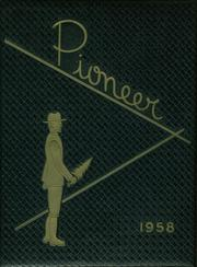 Naches Valley High School - Pioneer Yearbook (Naches, WA) online yearbook collection, 1958 Edition, Cover