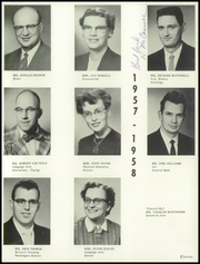 Page 15, 1958 Edition, Naches Valley High School - Pioneer Yearbook (Naches, WA) online yearbook collection