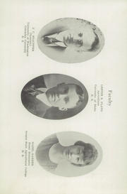 Page 15, 1921 Edition, Nampa High School - Sage Yearbook (Nampa, ID) online yearbook collection