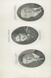 Page 8, 1921 Edition, Nampa High School - Sage Yearbook (Nampa, ID) online yearbook collection