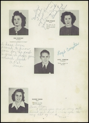 Page 15, 1945 Edition, Nancy High School - Guide Post Yearbook (Nancy, KY) online yearbook collection