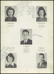 Page 17, 1945 Edition, Nancy High School - Guide Post Yearbook (Nancy, KY) online yearbook collection
