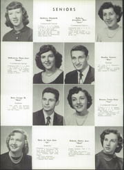 Page 14, 1953 Edition, Nanty Glo High School - Echo Yearbook (Nanty Glo, PA) online yearbook collection