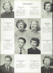 Page 16, 1953 Edition, Nanty Glo High School - Echo Yearbook (Nanty Glo, PA) online yearbook collection