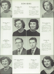 Page 17, 1953 Edition, Nanty Glo High School - Echo Yearbook (Nanty Glo, PA) online yearbook collection