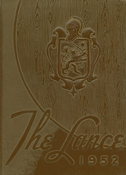 Napa High School - Napanee Yearbook (Napa, CA) online yearbook collection, 1952 Edition, Cover