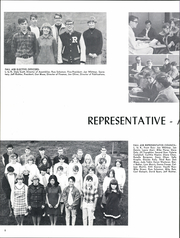 Page 12, 1968 Edition, Napa Valley Middle Schools - Silverado Yearbook (Napa, CA) online yearbook collection