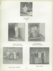 Page 10, 1954 Edition, Napavine High School - Napawinah Yearbook (Napavine, WA) online yearbook collection