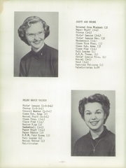 Page 12, 1954 Edition, Napavine High School - Napawinah Yearbook (Napavine, WA) online yearbook collection