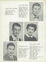Page 13, 1954 Edition, Napavine High School - Napawinah Yearbook (Napavine, WA) online yearbook collection