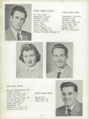 Page 14, 1954 Edition, Napavine High School - Napawinah Yearbook (Napavine, WA) online yearbook collection