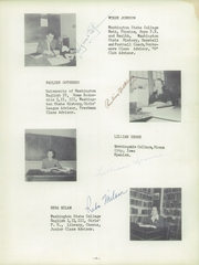 Page 9, 1954 Edition, Napavine High School - Napawinah Yearbook (Napavine, WA) online yearbook collection