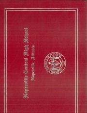 Naperville Central High School - Arrowhead Yearbook (Naperville, IL) online yearbook collection, 1985 Edition, Cover
