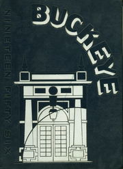 Napoleon High School - Buckeye Yearbook (Napoleon, OH) online yearbook collection, 1956 Edition, Cover