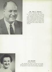 Page 13, 1956 Edition, Napoleon High School - Buckeye Yearbook (Napoleon, OH) online yearbook collection