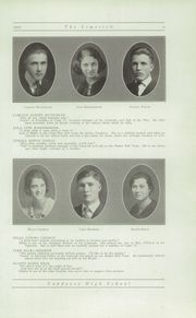 Page 13, 1921 Edition, Nappanee High School - Napanet Yearbook (Nappanee, IN) online yearbook collection