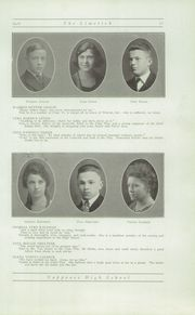 Page 15, 1921 Edition, Nappanee High School - Napanet Yearbook (Nappanee, IN) online yearbook collection