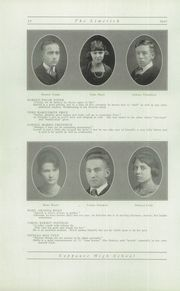 Page 16, 1921 Edition, Nappanee High School - Napanet Yearbook (Nappanee, IN) online yearbook collection