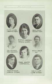 Page 9, 1921 Edition, Nappanee High School - Napanet Yearbook (Nappanee, IN) online yearbook collection