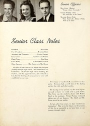 Page 14, 1942 Edition, Nappanee High School - Napanet Yearbook (Nappanee, IN) online yearbook collection