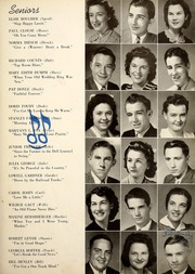 Page 15, 1942 Edition, Nappanee High School - Napanet Yearbook (Nappanee, IN) online yearbook collection