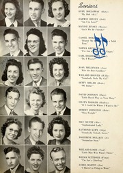 Page 16, 1942 Edition, Nappanee High School - Napanet Yearbook (Nappanee, IN) online yearbook collection