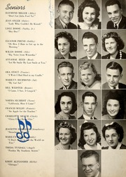 Page 17, 1942 Edition, Nappanee High School - Napanet Yearbook (Nappanee, IN) online yearbook collection