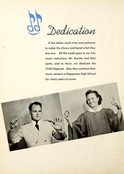 Page 8, 1942 Edition, Nappanee High School - Napanet Yearbook (Nappanee, IN) online yearbook collection