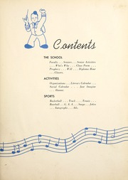 Page 9, 1942 Edition, Nappanee High School - Napanet Yearbook (Nappanee, IN) online yearbook collection