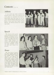 Page 13, 1956 Edition, Nappanee High School - Napanet Yearbook (Nappanee, IN) online yearbook collection