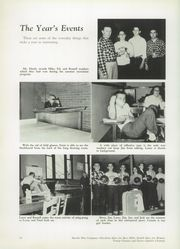 Page 14, 1956 Edition, Nappanee High School - Napanet Yearbook (Nappanee, IN) online yearbook collection