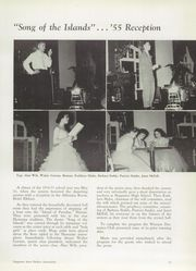 Page 17, 1956 Edition, Nappanee High School - Napanet Yearbook (Nappanee, IN) online yearbook collection