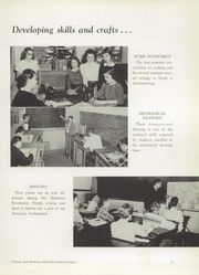 Page 9, 1956 Edition, Nappanee High School - Napanet Yearbook (Nappanee, IN) online yearbook collection