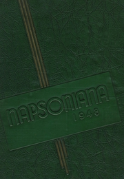 Napsonian School - Napsoniana Yearbook (Atlanta, GA) online yearbook collection, 1948 Edition, Cover
