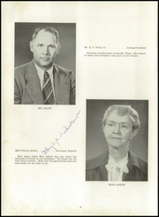 Page 10, 1948 Edition, Napsonian School - Napsoniana Yearbook (Atlanta, GA) online yearbook collection